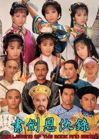 Thư Kiếm Ân Cừu Lục 1987